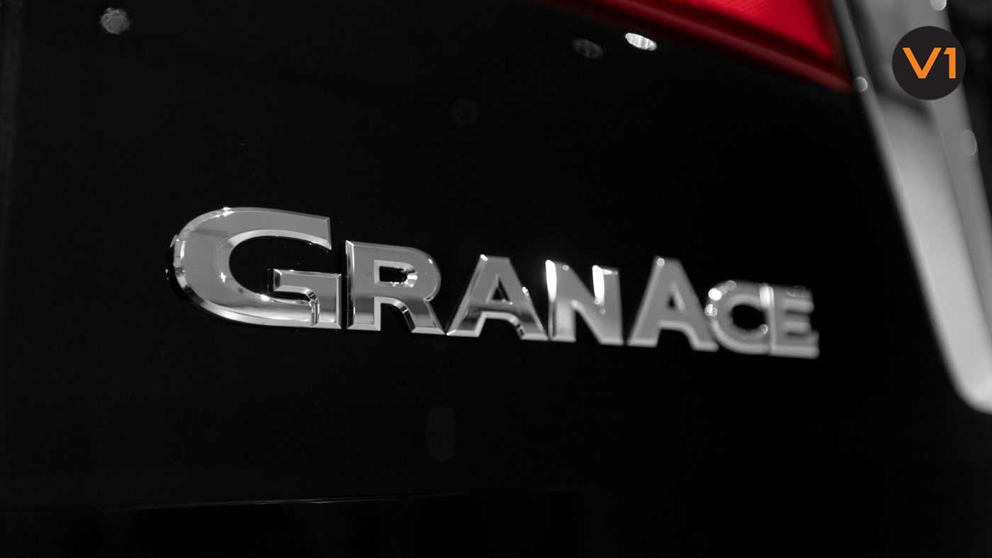 Toyota Granace 360 Teaser