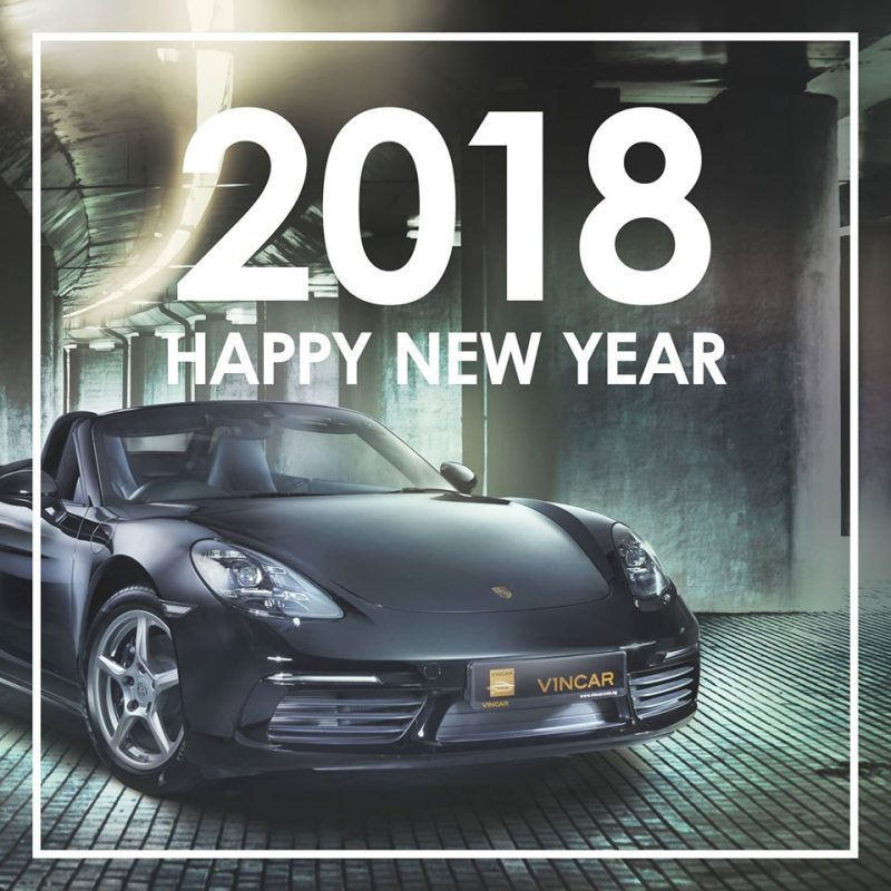 Thank You Everyone! Happy New Year 2018!