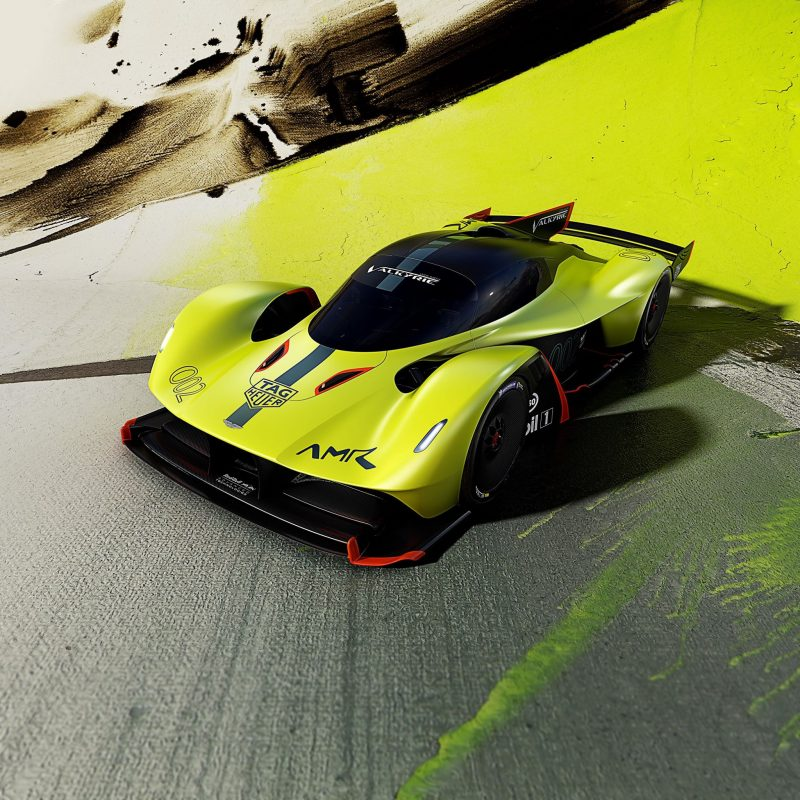 The Aston Martin Valkyrie AMR Pro hypercar, unveiled!