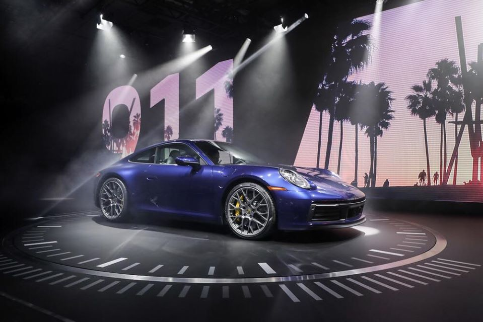 The Eight things you must know about the new Porsche 911