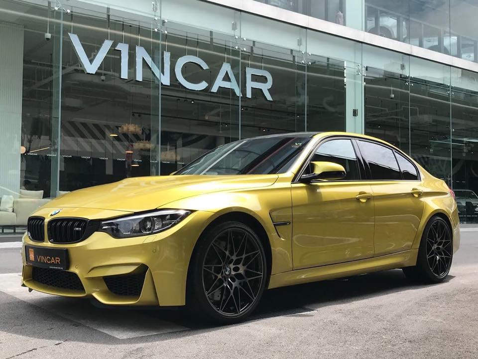 The Illustrious BMW M3 soon at VINCAR