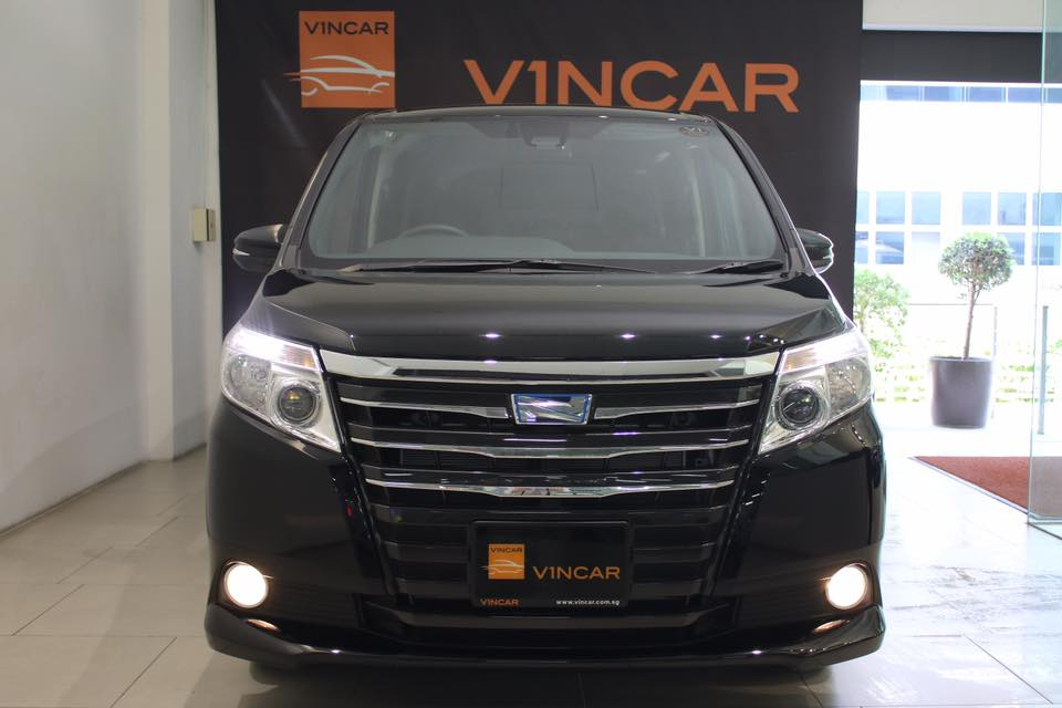 The Toyota Noah 1.8G Hybrid is here!