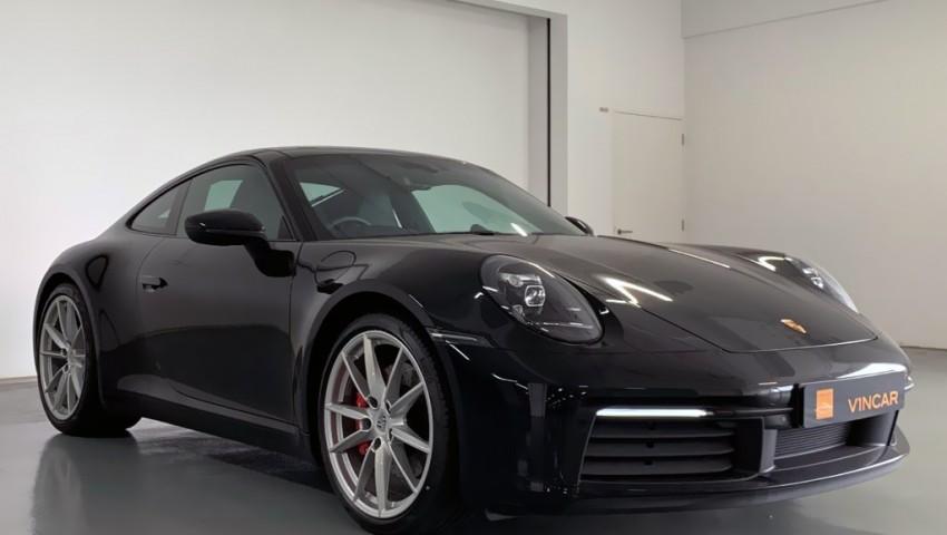The everyday sports car Porsche 911 Carrera S PDK