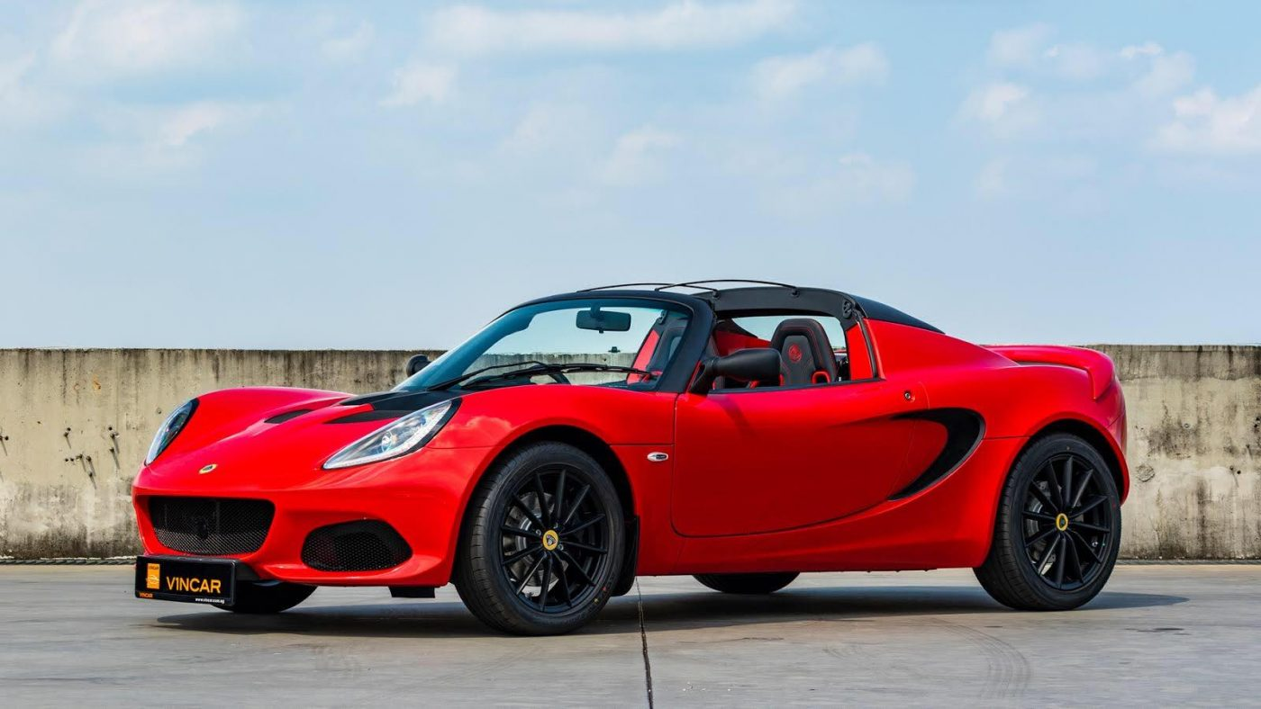 The lightweight sports car - Stay tuned for more!