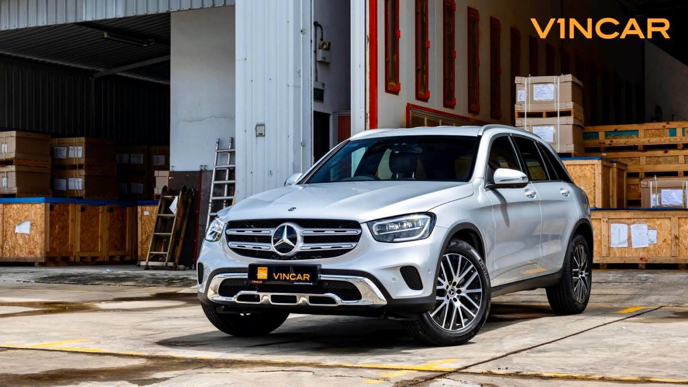 The new Mercedes-Benz GLC200 Sport is here!