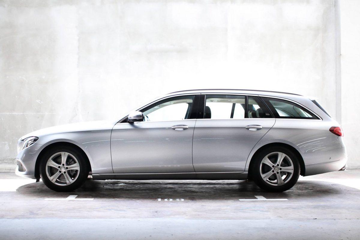 Top-notch refinement - Mercedes-Benz E220d Estate