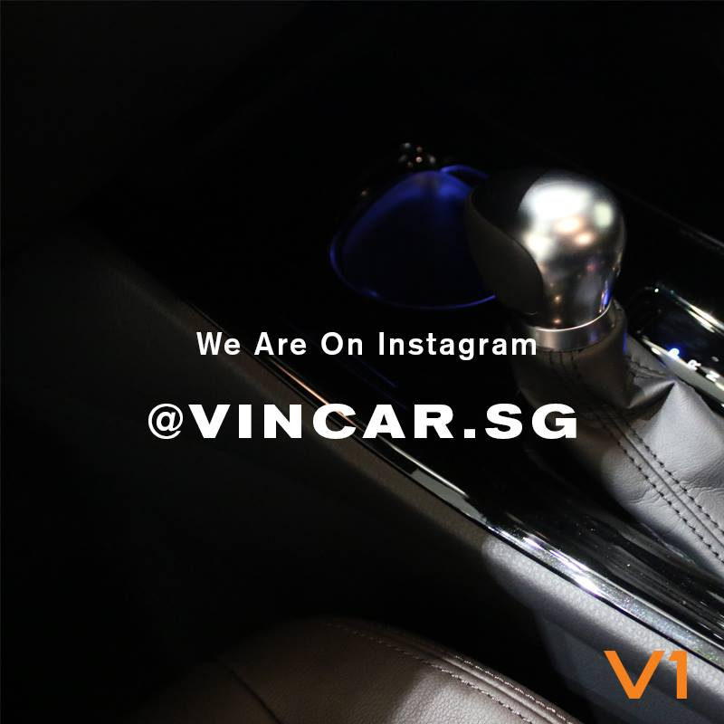 VINCAR on Instagram - Go follow us!VINCAR on Instagram - Go follow us!