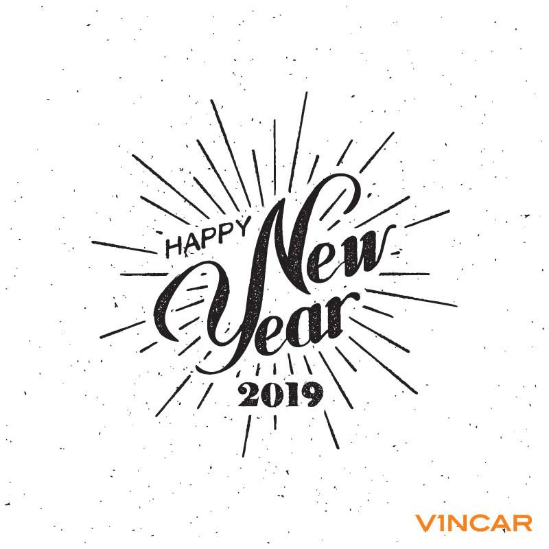 We at VINCAR wish everyone a Happy New Year!