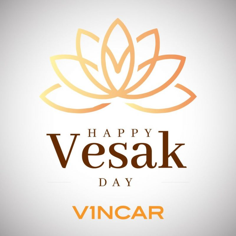 We wish our Buddhist friends, Happy Vesak Day