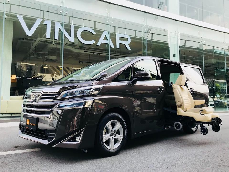 Welcab perfect car to have to take care of a PWD family member