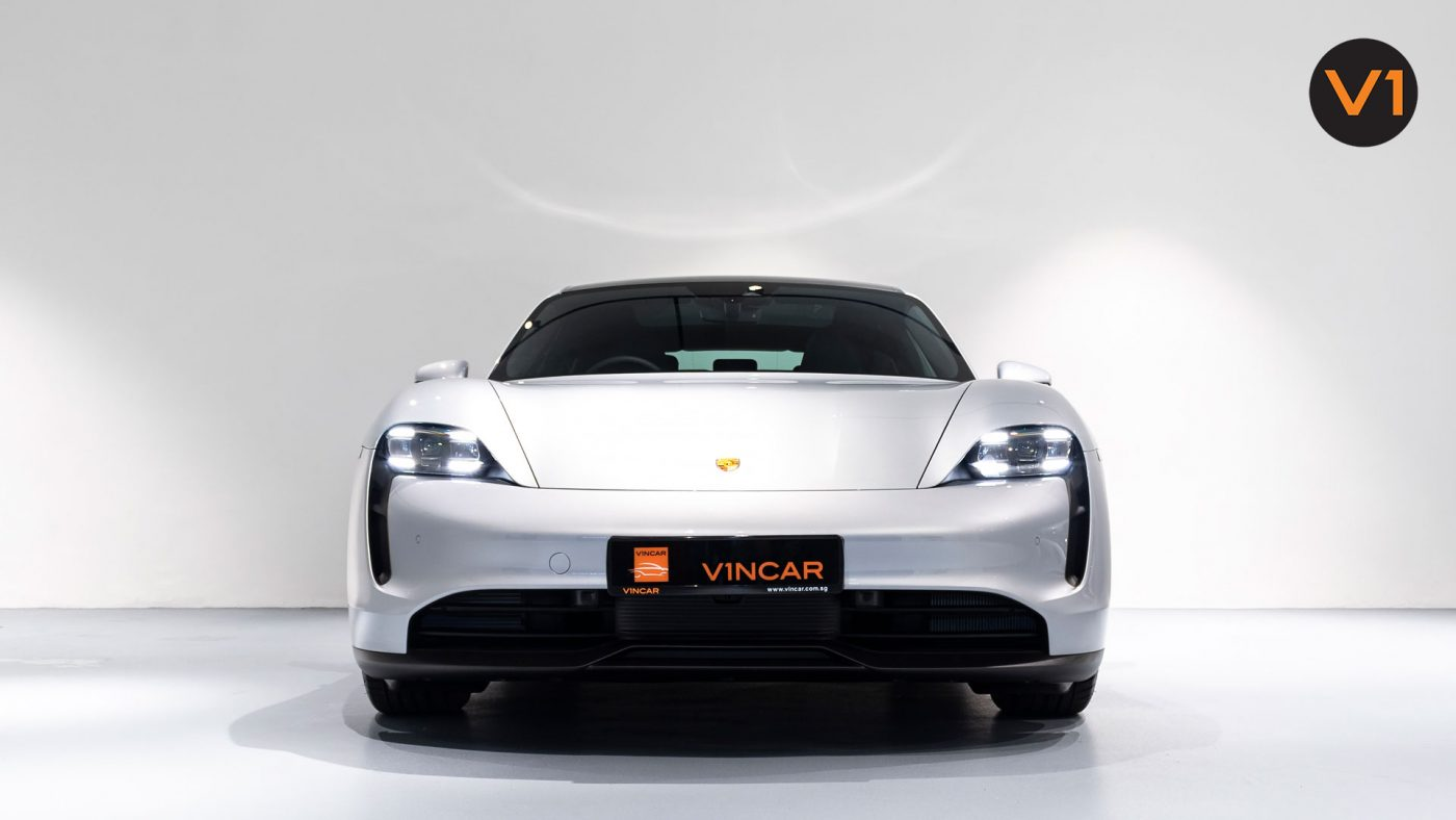 All new Porsche Taycan 4s - now at VINCAR