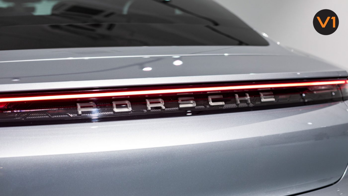 Get ready to be amazed by the newest Porsche model!