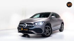 Mercedes-Benz GLA200 AMG Premium Plus - Front Angle