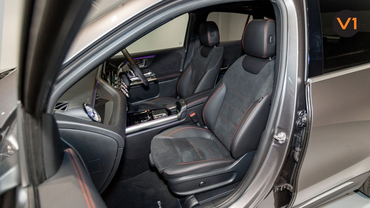 Mercedes-Benz GLA200 AMG Premium Plus - Front Passenger Seat