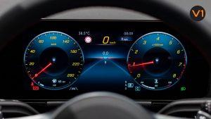Mercedes-Benz GLA200 AMG Premium Plus - Instrument Cluster