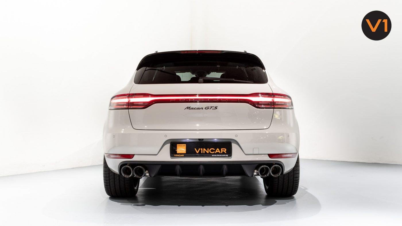 Porsche Macan GTS - Rear Direct