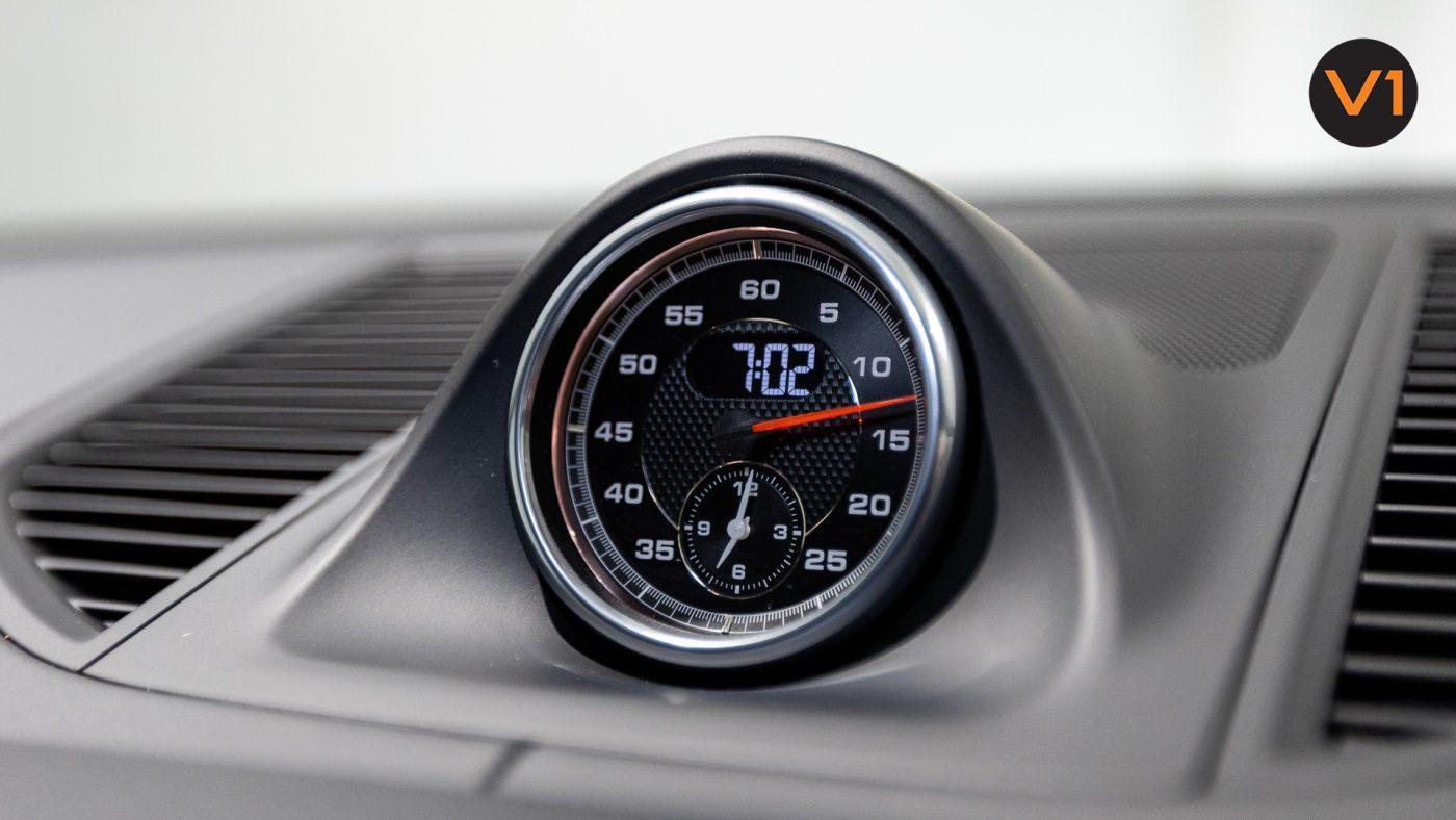 Porsche Macan GTS - Meter