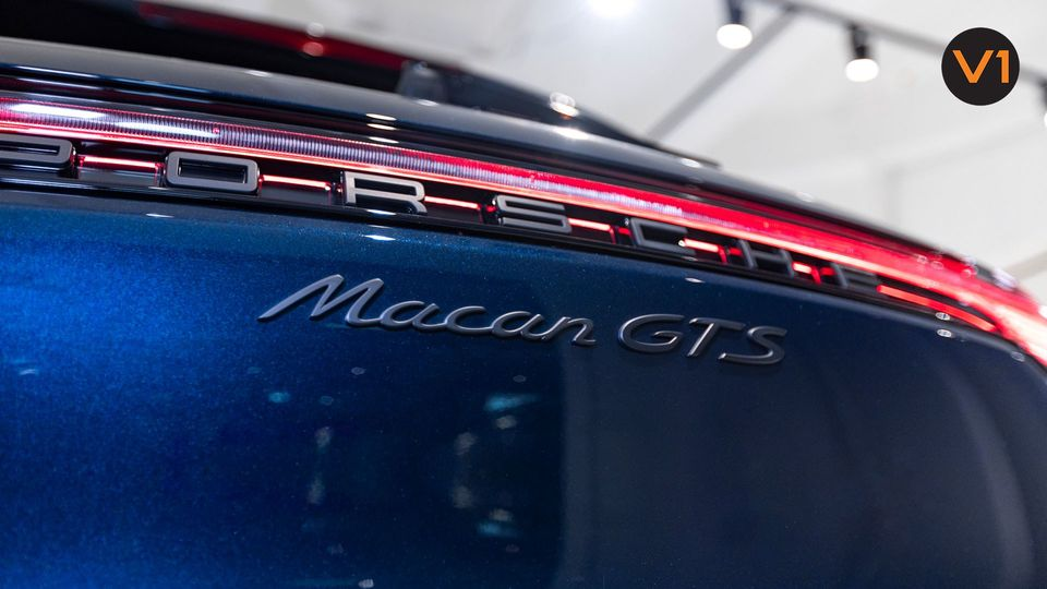 The Macan GTS is back for the 2020 model year