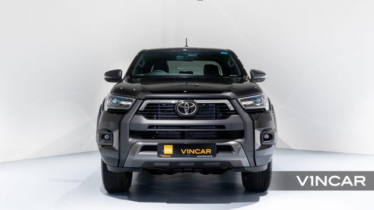 Toyota Hilux Double Cab Auto Invincible X (FL2021)