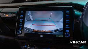 Toyota Hilux Double Cab Auto Invincible X (FL2021) - Park Assist