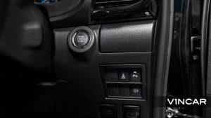 Toyota Hilux Double Cab Auto Invincible X (FL2021) - Start_Stop Button