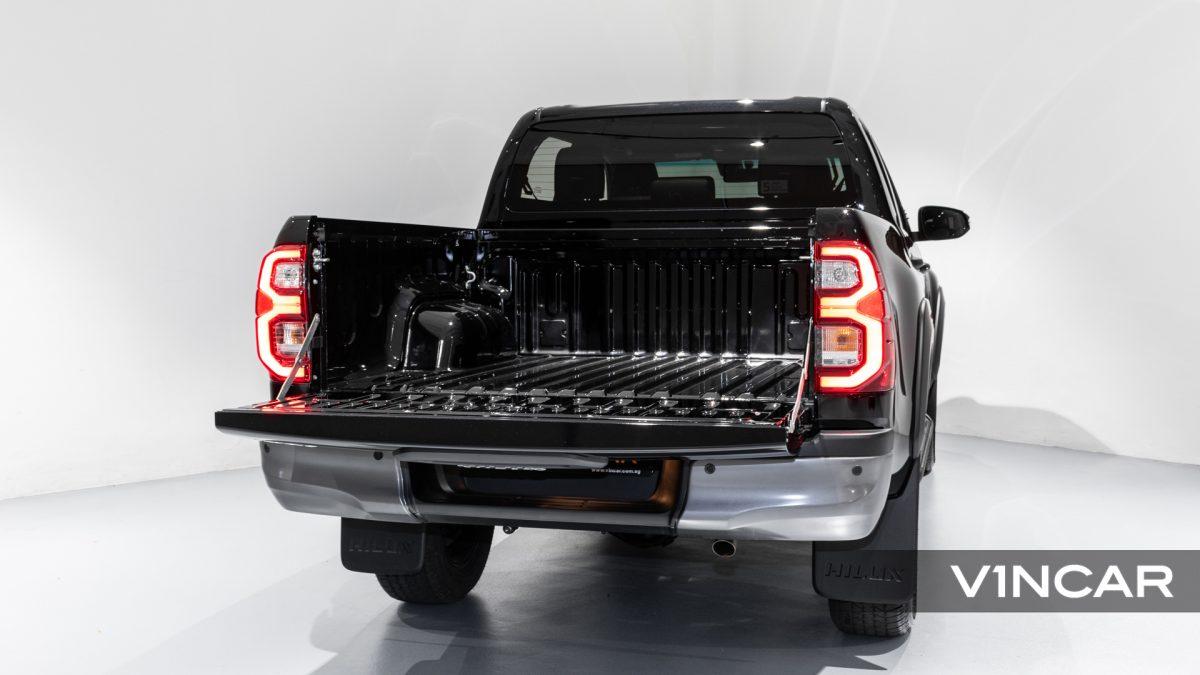 Toyota Hilux Double Cab Auto Invincible X (FL2021) - Tailgate