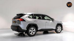 Toyota RAV4 2.5 GX Hybrid - Rear Angle