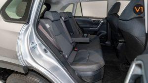 Toyota RAV4 2.5 GX Hybrid - Rear Seat 2