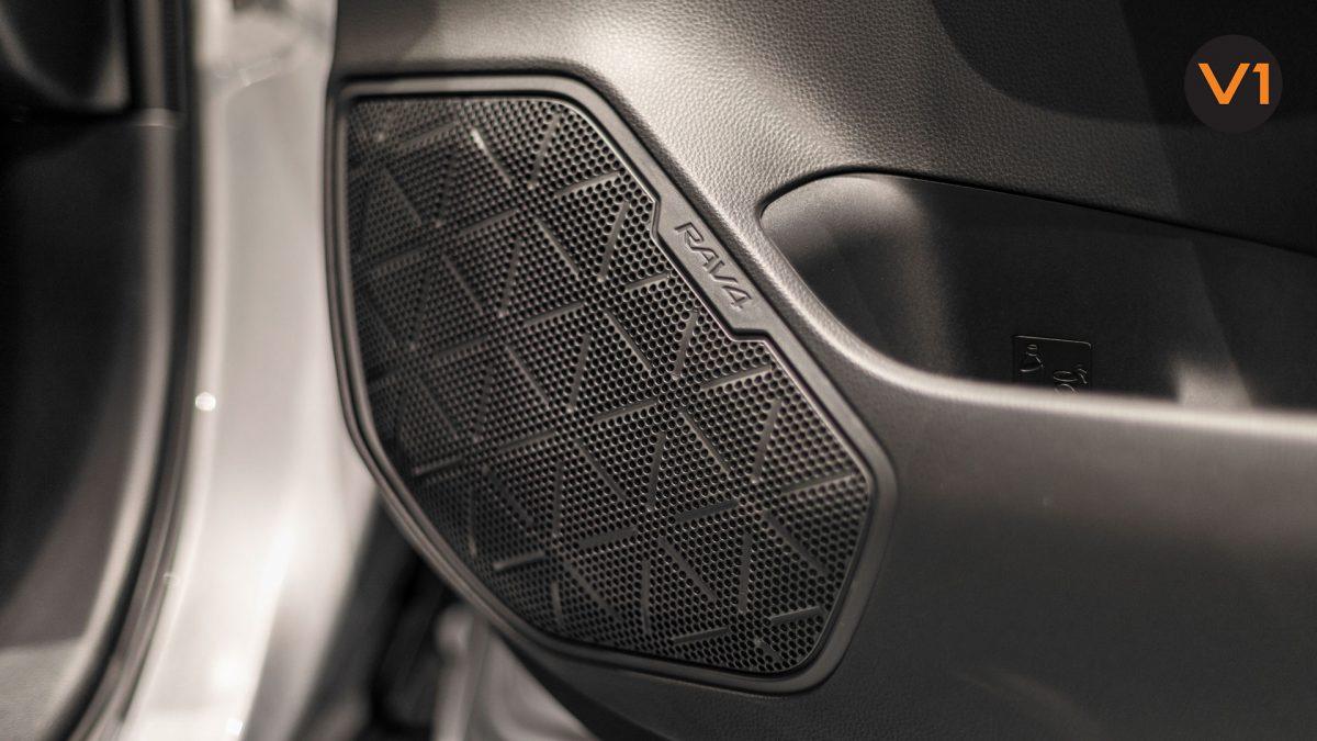 Toyota RAV4 2.5 GX Hybrid - Speaker