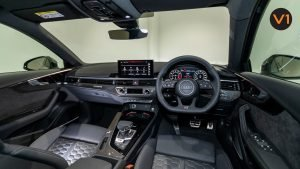 AUDI RS 4 AVANT - Interior Dash