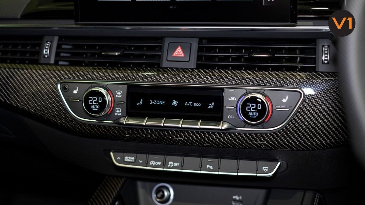 AUDI RS 4 AVANT - Multimedia Control