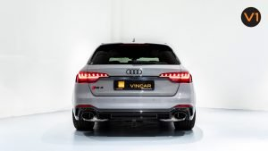 AUDI RS 4 AVANT - Rear Direct