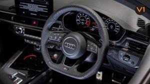 AUDI RS 4 AVANT - Steering Wheel