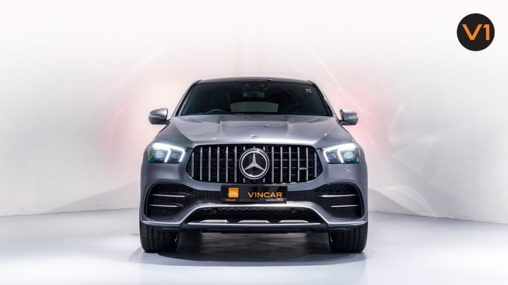 Mercedes-AMG GLE53 AMG Coupe 4MATIC+ Premium Plus - Front Direct