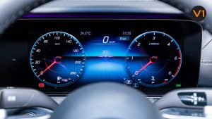 Mercedes-Benz E220D Saloon AMG - Instrument Cluster