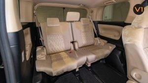 Toyota Alphard 2.5X Hybrid 7-Seater (FL2020) - Back Seat