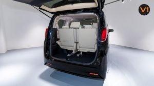 Toyota Alphard 2.5X Hybrid 7-Seater (FL2020) - Boot