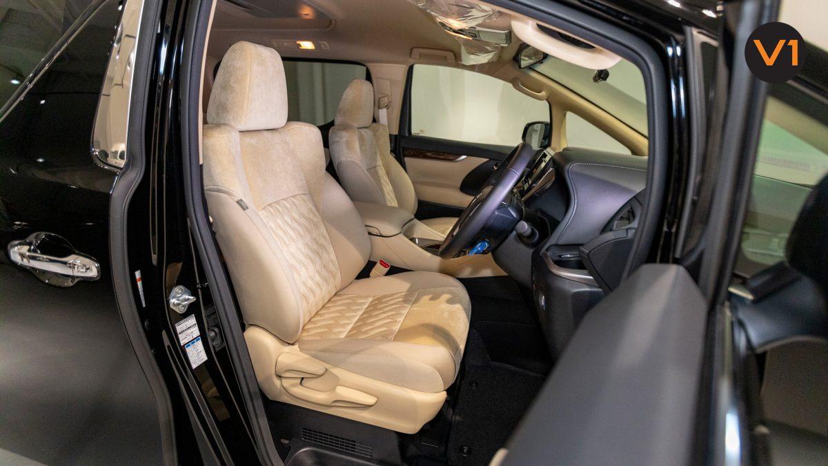 Toyota Alphard 2.5X Hybrid 7-Seater (FL2020) - Driver Seat