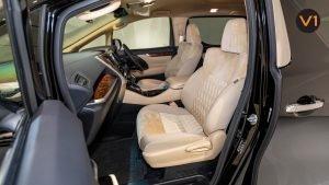 Toyota Alphard 2.5X Hybrid 7-Seater (FL2020) - Front Passenger Seat