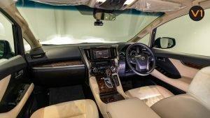Toyota Alphard 2.5X Hybrid 7-Seater (FL2020) - Interior Dashboard