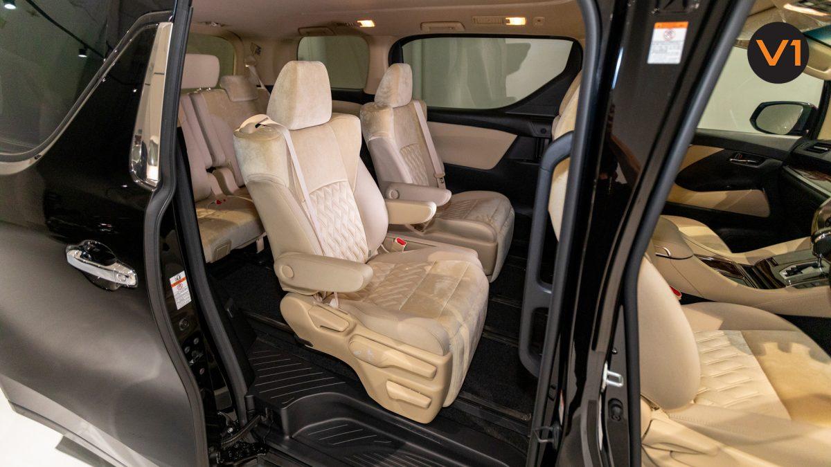 Toyota Alphard 2.5X Hybrid 7-Seater (FL2020) - Interior Seat