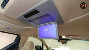 Toyota Alphard 2.5X Hybrid 7-Seater (FL2020) - Overhead Screen