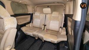 Toyota Alphard 2.5X Hybrid 7-Seater (FL2020) - Rear Seat