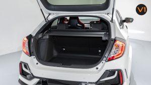 Honda Civic 2.0 Type R GT (FL2020) - Boot Space
