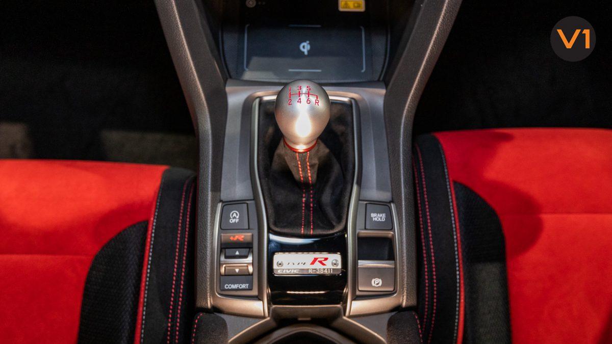 Honda Civic 2.0 Type R GT (FL2020) - Center Console