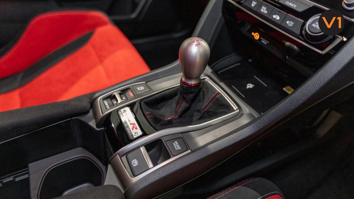 Honda Civic 2.0 Type R GT (FL2020) - Center Console 2