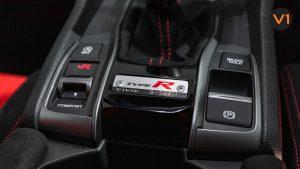 Honda Civic 2.0 Type R GT (FL2020) - Center Console Control Buttons
