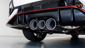 Honda Civic 2.0 Type R GT (FL2020) - Centre Type R Triple Exhaust