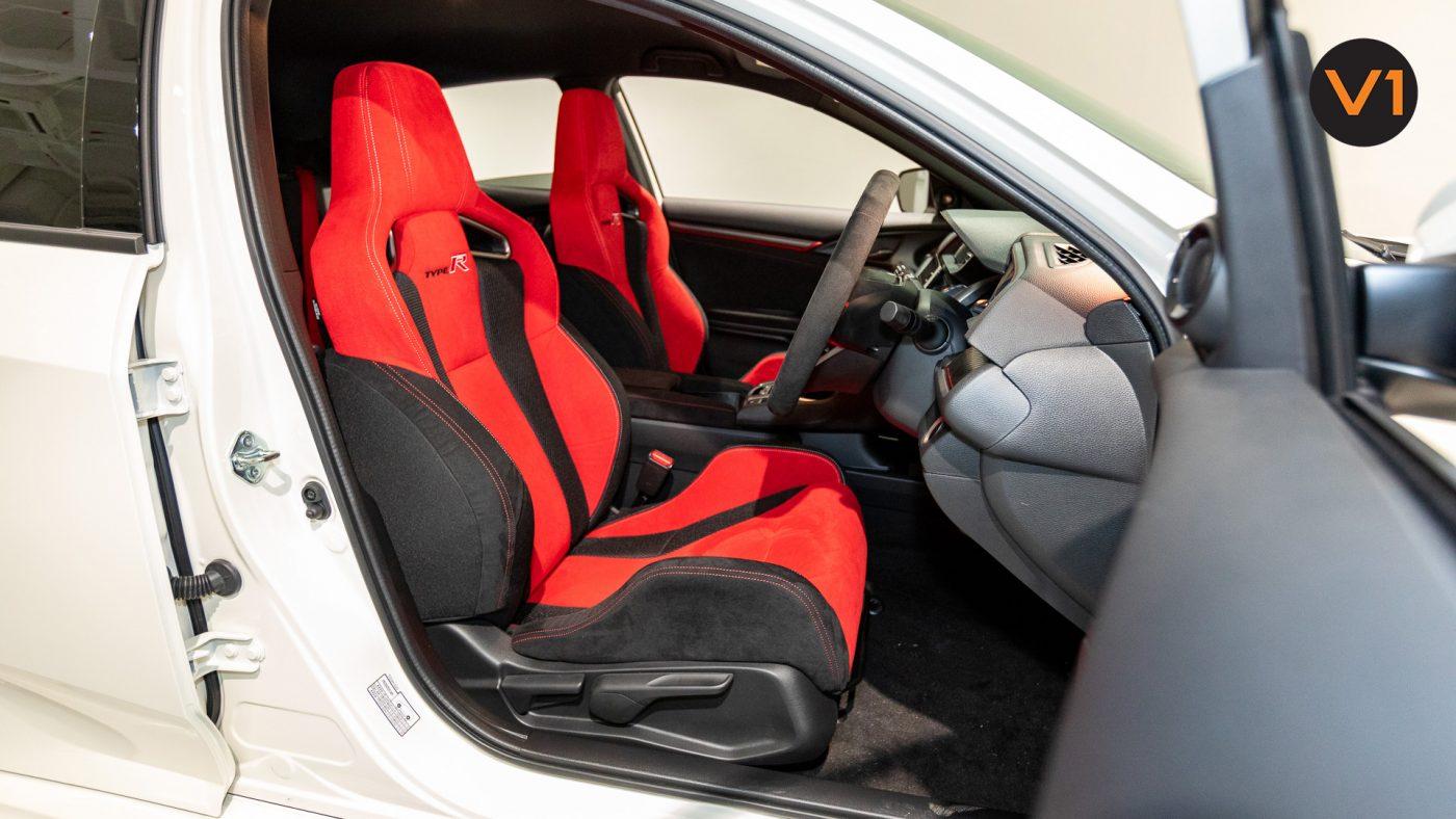 Honda Civic 2.0 Type R GT (FL2020) - Driver Seat