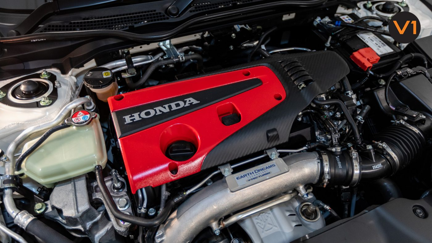 Honda Civic 2.0 Type R GT (FL2020) - Engine Bay